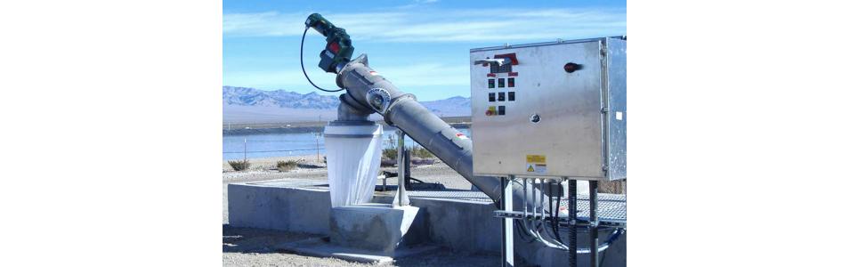 Sistemi di confezionamento Longpac acque reflue, waste water | Samot