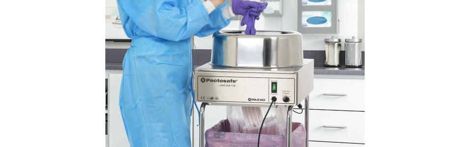 Sistemi di confezionamento Longpac per il settore medicale | Samot